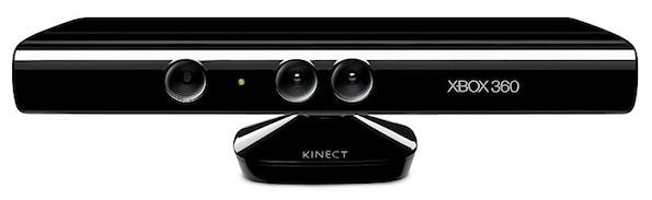 virtual reality kinect